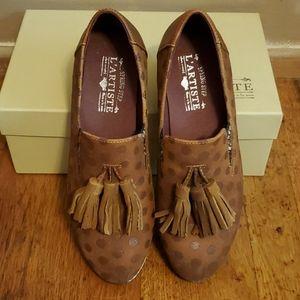 L'artiste Modckoth loafers size 38